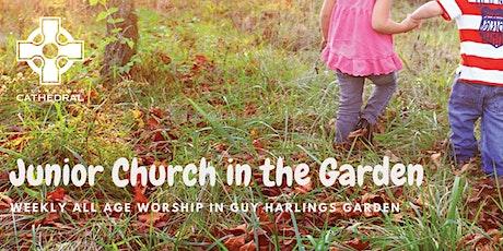 Junior Church in the Garden tickets