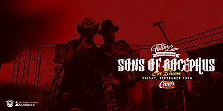Sons of Bocephus - Tribute to Hank Jr [Live with Limited Seating] tickets