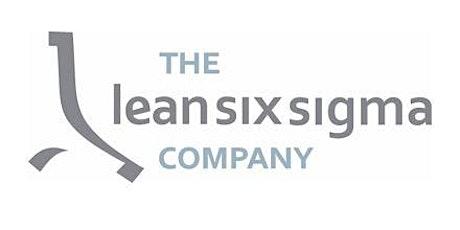 Webinar Introduzione a Lean Six Sigma (gratis) -  6 Ottobre 13:00-14:00 biglietti