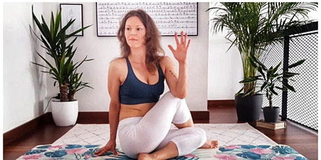 YOGA FLOW FOR BEGINNERS: THURSDAY 17:30 CET ON ZOOM tickets