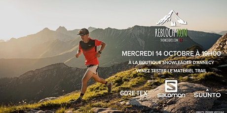 REBLOCH'RUN #39 SALOMON, GORE TEX ET SUUNTO - ANNECY billets