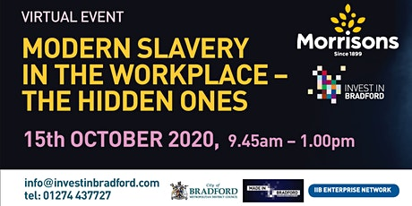 Modern Slavery in the Workplace - The Hidden Ones tickets