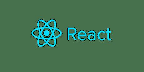 4 Weekends React JS Training Course in Zurich tickets