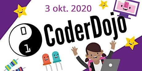 CoderDojo oktober 2020 tickets
