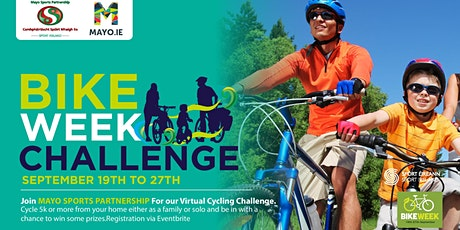 Bike Week Virtual Family Cycle tickets