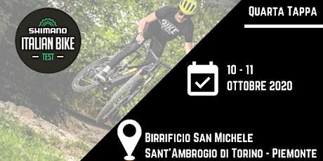 Shimano Italian Bike Test - Piemonte biglietti