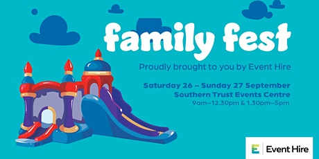 Timaru Family Fest tickets