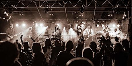 RETRO Incs-  Retromania Show at the Port Beach Garden Bar North Fremantle tickets