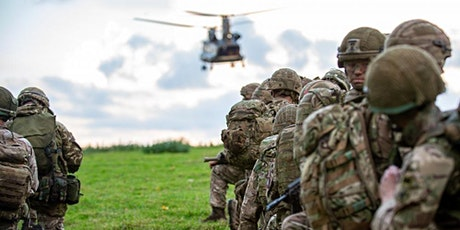 The Parachute Regiment Reserve (Edinburgh) Recruitment Event tickets