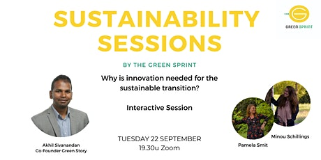 Sustainability Sessions tickets