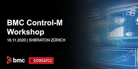 BMC Control-M Workshop Zürich