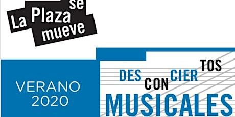 Desconciertos musicales:Rompiendo el jazz, con Rocío Sempere y José Bornay. entradas
