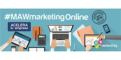 Programa de Aceleración Marketing entradas