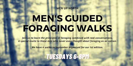 Men's Guided Foraging Walks - Sheffield #3 tickets