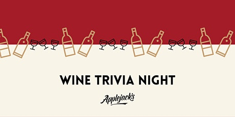 Applejack's Wine Trivia Night tickets