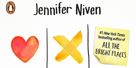Book Launch Jennifer Niven: Breathless tickets