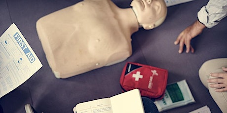 L3 Award in First Aid at Work (Qualsafe) (3 Days) tickets