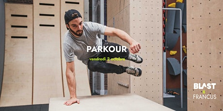 Feel free to blast! Initiation au Parkour en salle billets