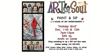 Paint Night: Acrylic on Canvas tickets