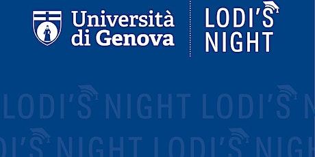 Lodi's Night 18.10.2020 biglietti