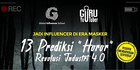 Jadi Influencer di Era Masker! [PAID EVENT] tickets