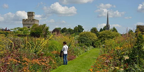 Visit Lismore Castle Gardens & Gallery - October tickets