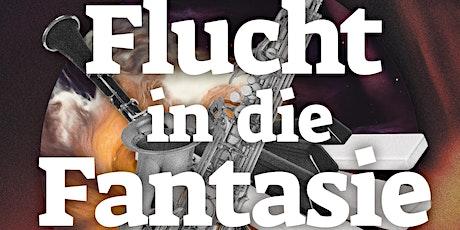 """Konzert zum Gedenken an die Reichspogromnacht """"Flucht in die Fantasie"""" Tickets"""
