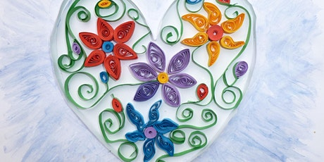 Art of Paper Quilling Workshop for Children at 16 New Street tickets