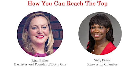 Friday Lunch and Learn -How I reached the top with Rina Bailey tickets