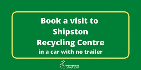Shipston - Saturday 26th  September tickets