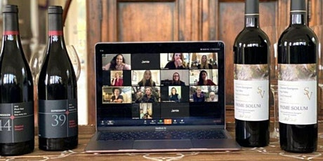Virtual Wine Tasting of Southern Europe: Albariño, Chardonnay & Passito tickets