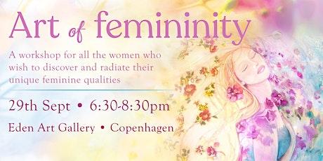 Art of femininity tickets