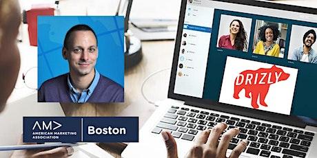 AMA Boston's  Virtual Marketing Mingle tickets