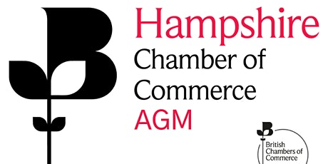 Hampshire Chamber of Commerce AGM tickets