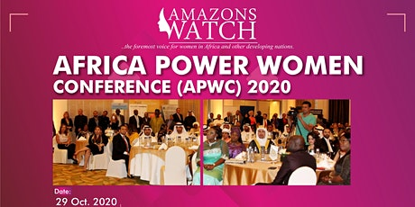 Africa Power Women Conference & Awards 2020 tickets