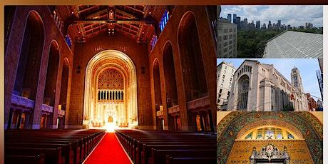 Temple Emanu-El, NYC's Great Art Deco Synagogue Live Interactive Webinar tickets