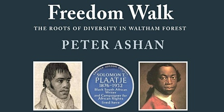 Walthamstow Freedom Walk tickets