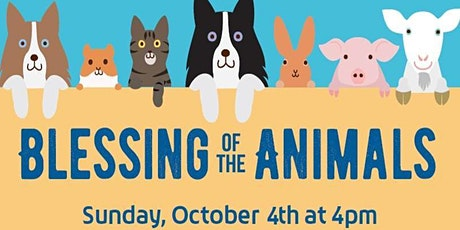 Blessing of the Animals tickets