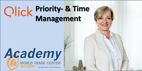 WTC Academy -  Priority - & Time Management
