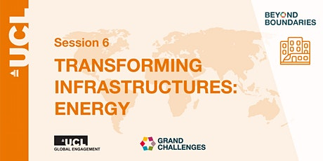 Beyond Boundaries Session 6: Transforming Infrastructures: Energy tickets