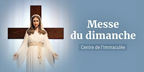 Messe du dimanche – 10h billets