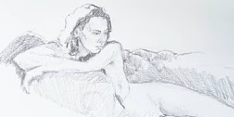 Zoom Life Drawing  - Live from Candid Skylab London, 24 Sep, 11am tickets