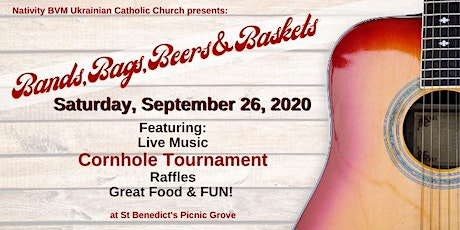 Bands, Bags, Beers, & Baskets tickets