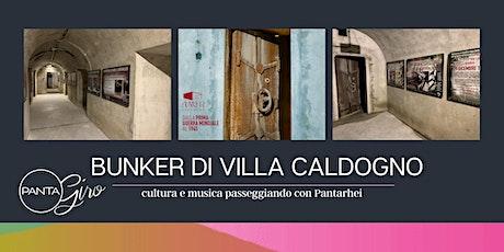 Bunker di Villa Caldogno in bicicletta biglietti