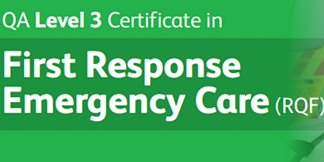 First Response Emergency Care  Requal Course (Frec3)