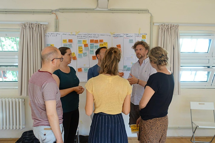 STRIDE Lab |Social Innovation - How to enable (systemic) change image