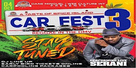 Car Fest DMV Reggae Edition tickets