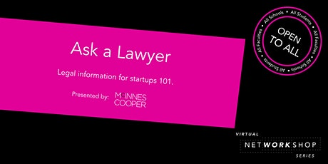 Ask a Lawyer tickets