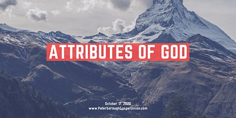 The Attributes of God tickets