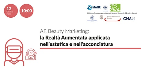 AR Beauty Marketing biglietti